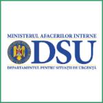 Romania Departamentul Pentru Situatii de Urgenta Logo