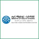 Ministry of Healt Ethiopia Logo